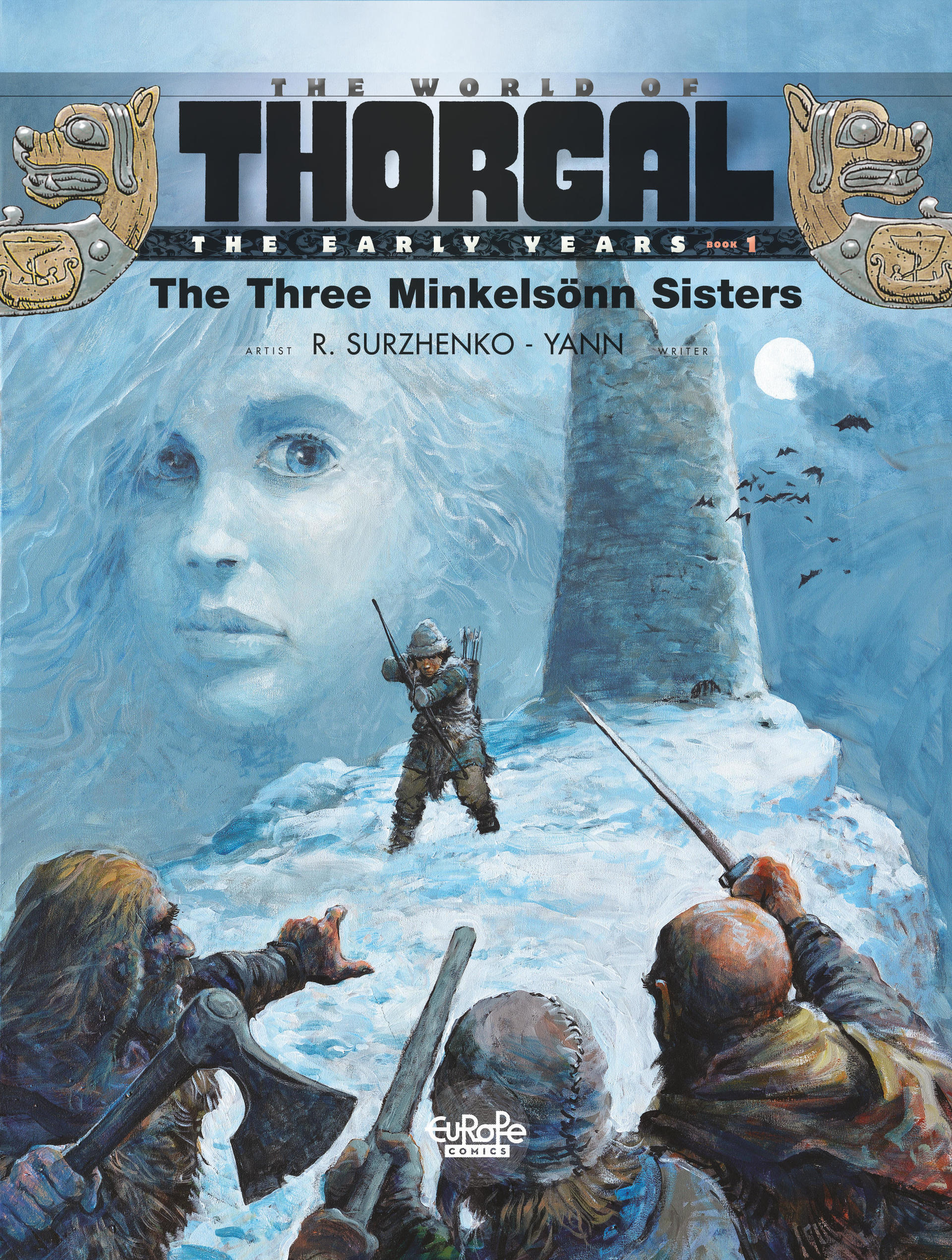 The Young Thorgal - Volume ...