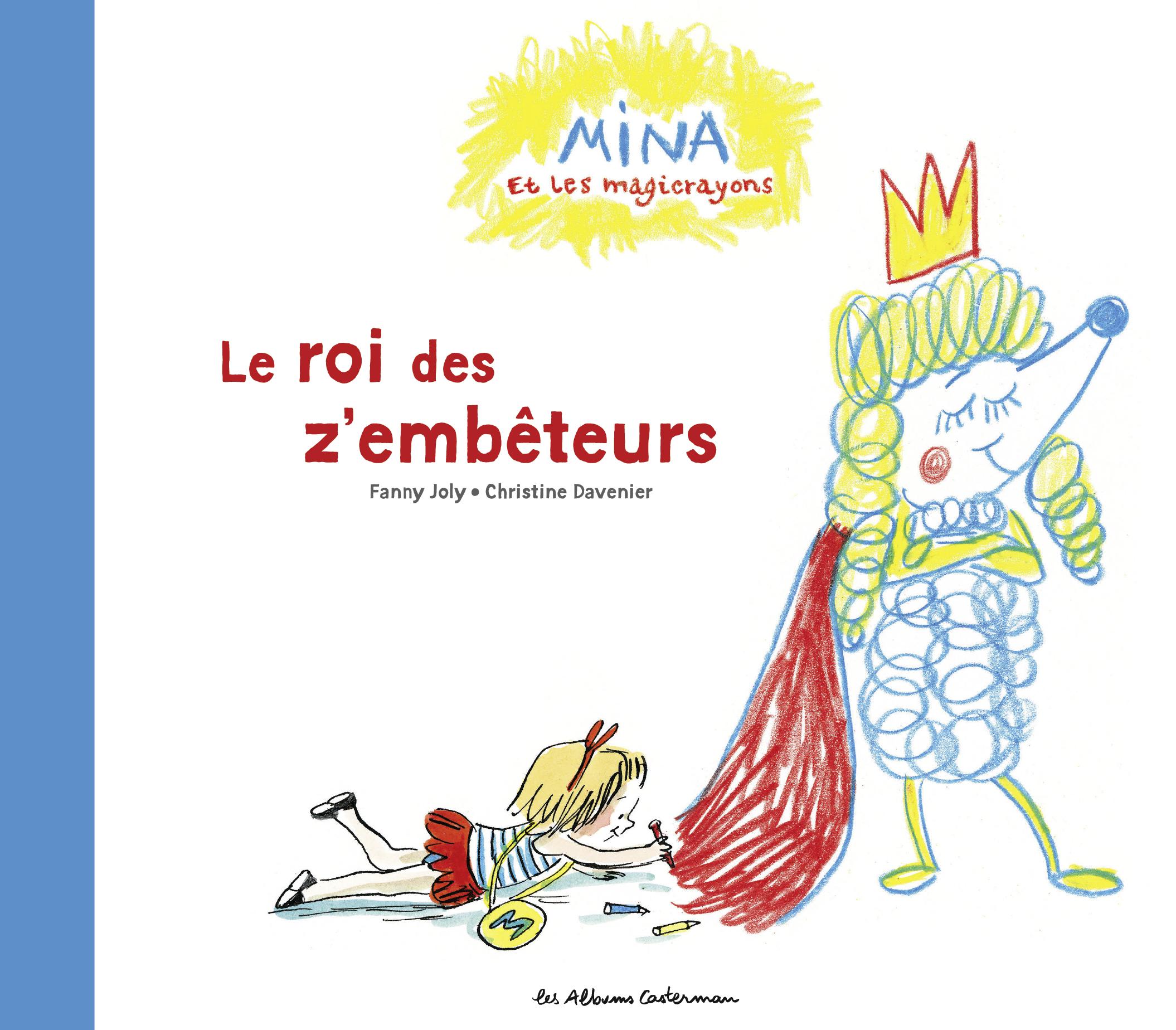 Mina et les magicrayons (To...