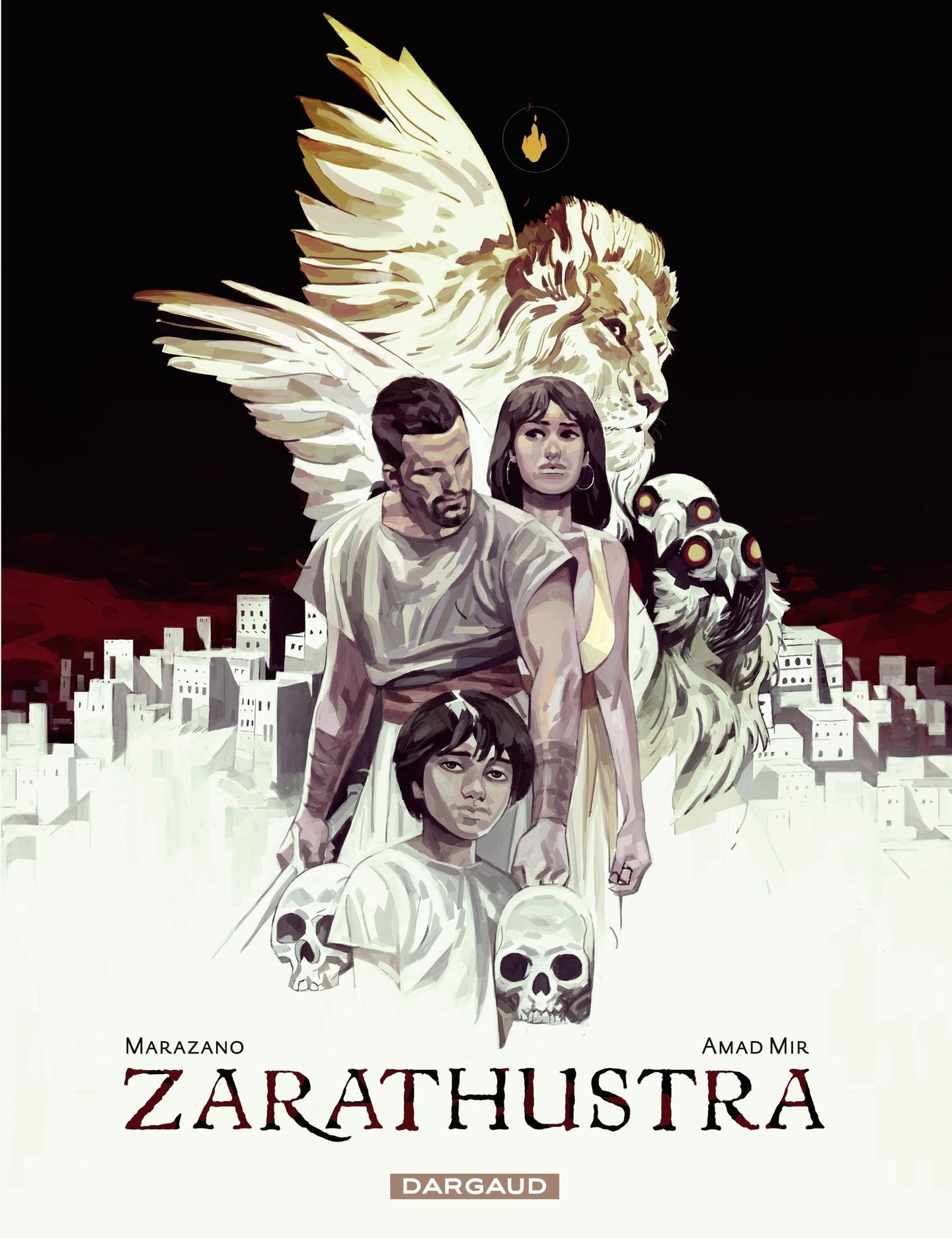 Zarathustra - tome 1 - Zara...