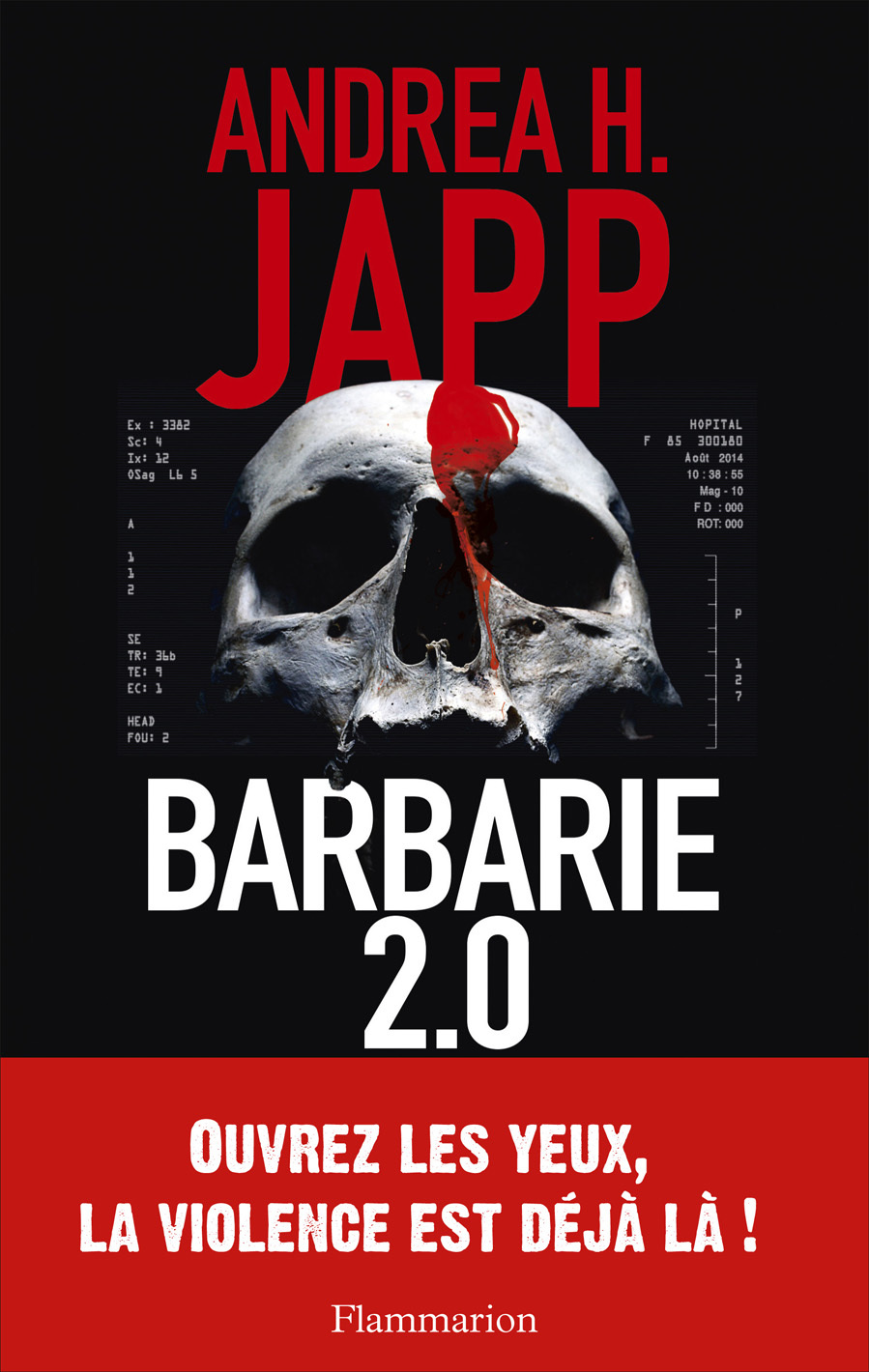 Barbarie 2.0 | Japp, Andrea H.