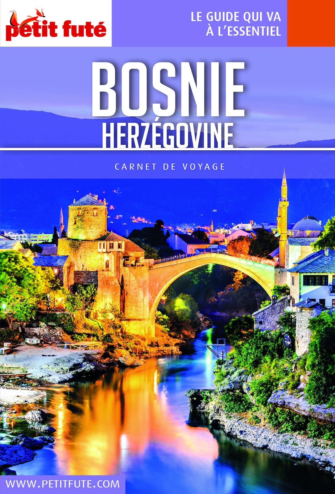 BOSNIE-HERZÉGOVINE 2018 Carnet Petit Futé