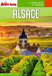 ALSACE 2018 Carnet Petit Futé | Auzias, Dominique. Auteur