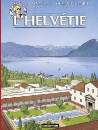 Les voyages d'Alix - L'Helvétie