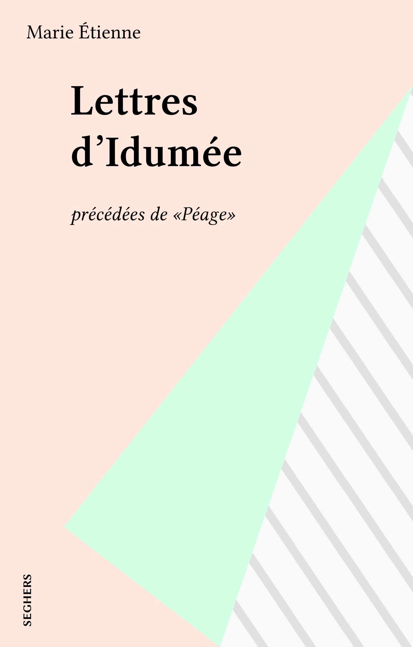 Lettres d'Idumée