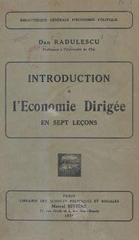 Introduction à l'économie d...