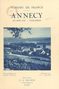 Annecy et son lac Talloires
