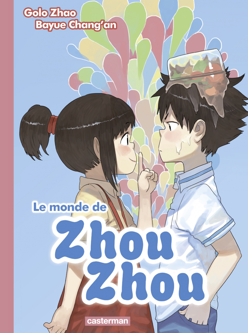 Le monde de Zhou Zhou (Tome 2) | Zhao, Golo. Auteur