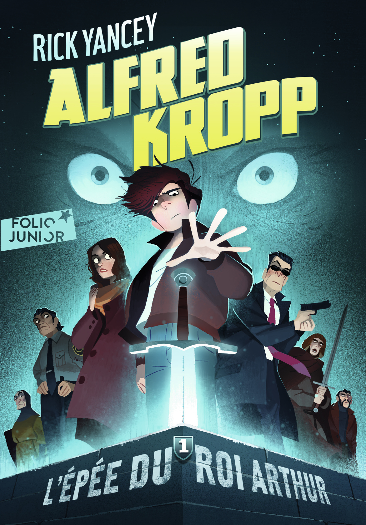 Alfred Kropp (Tome 1) - L'é...