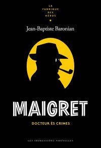 Image de couverture (Maigret : docteur ès crimes)