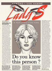 Lady S. Volume 9, Pour la peau d'une femme