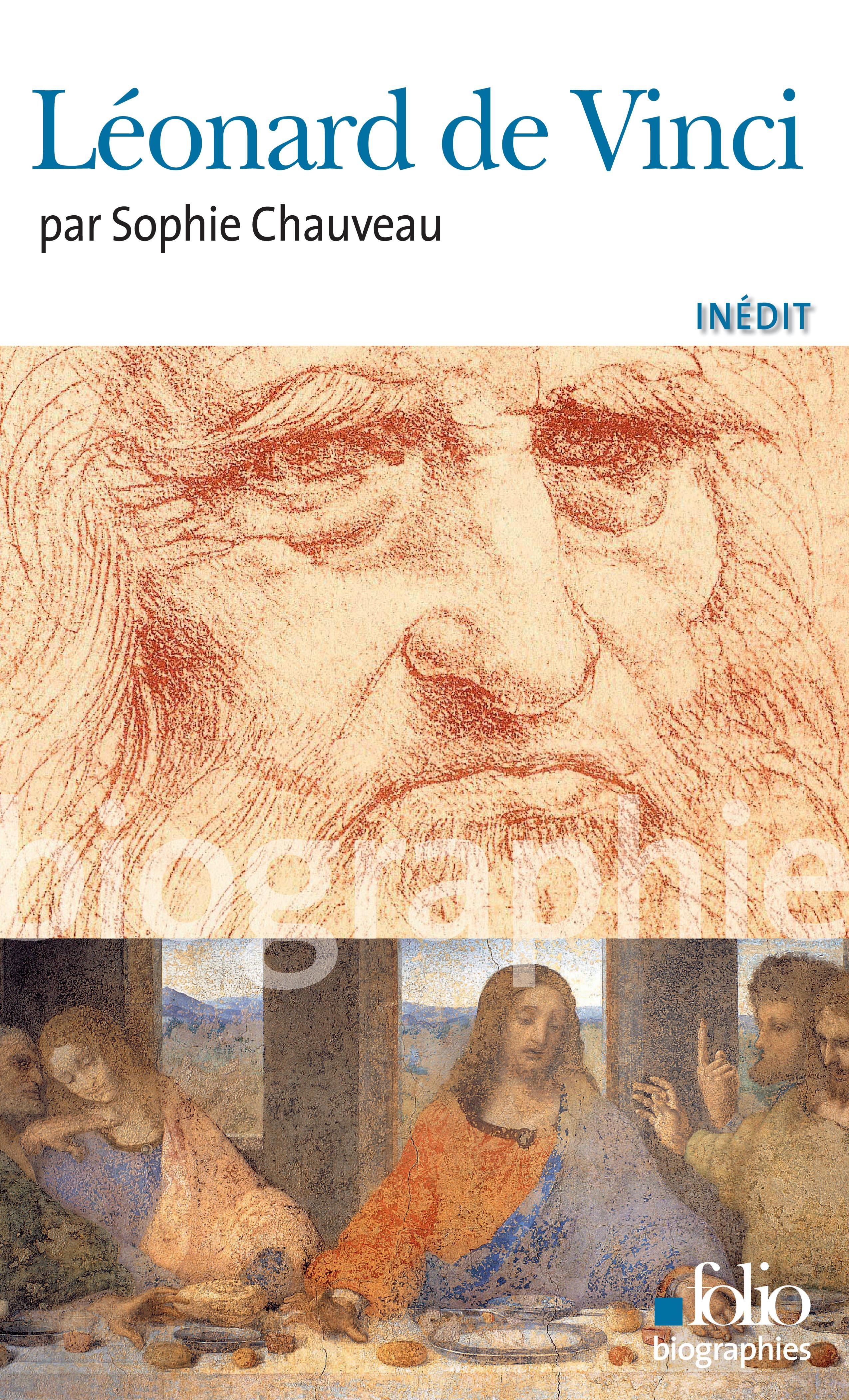 Léonard de Vinci | Chauveau, Sophie