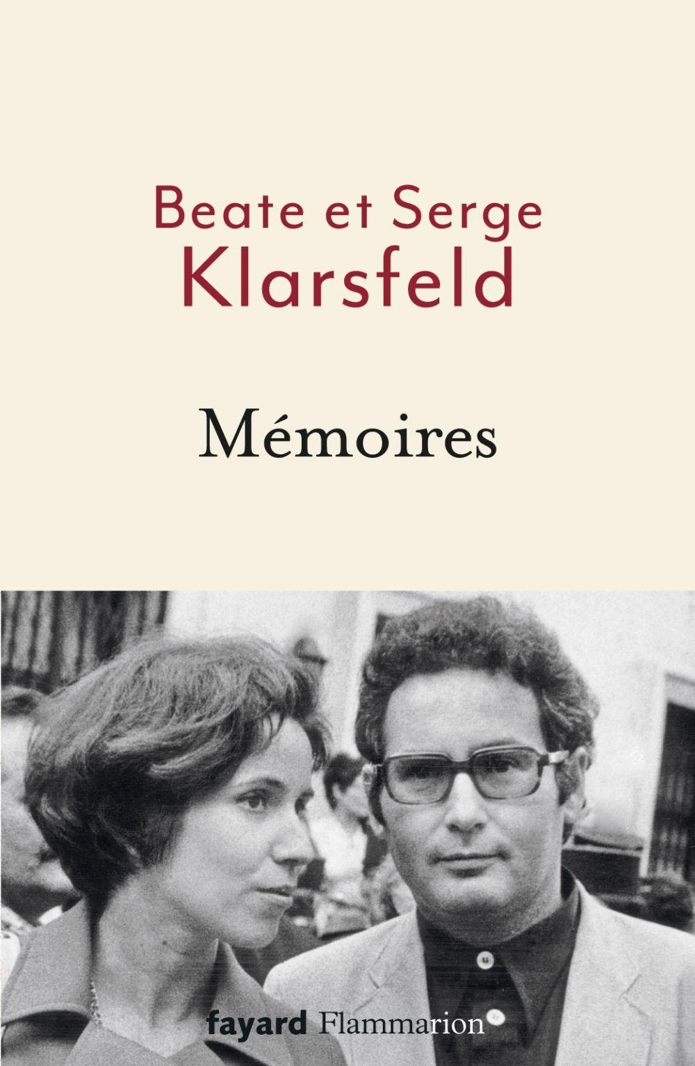 Mémoires | Klarsfeld, Beate (1939-....). Auteur