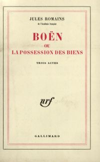 Boën ou La possession des b...