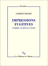 Impressions fugitives