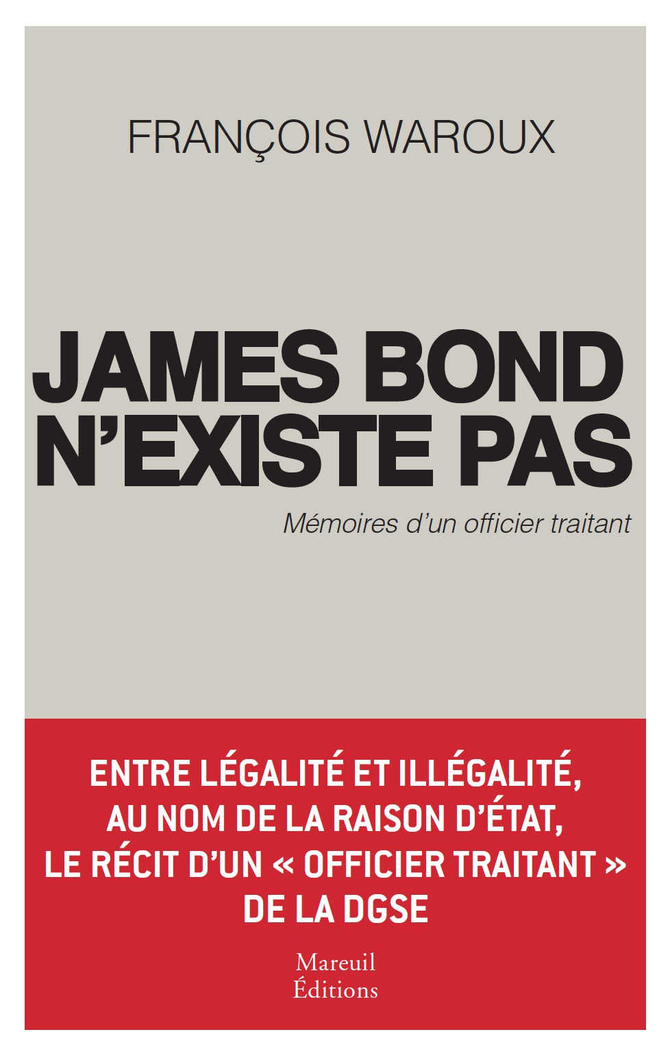James Bond n'existe pas. Mé...