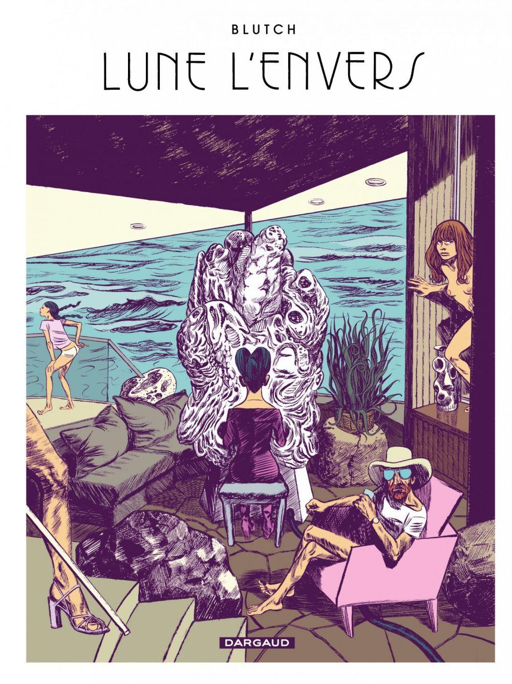 Lune l'envers | Blutch (1967-....). Auteur