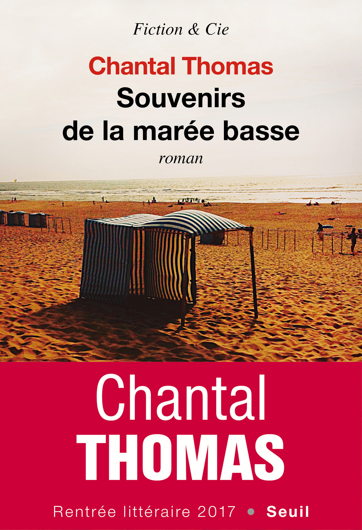 Souvenirs de la marée basse | Thomas, Chantal