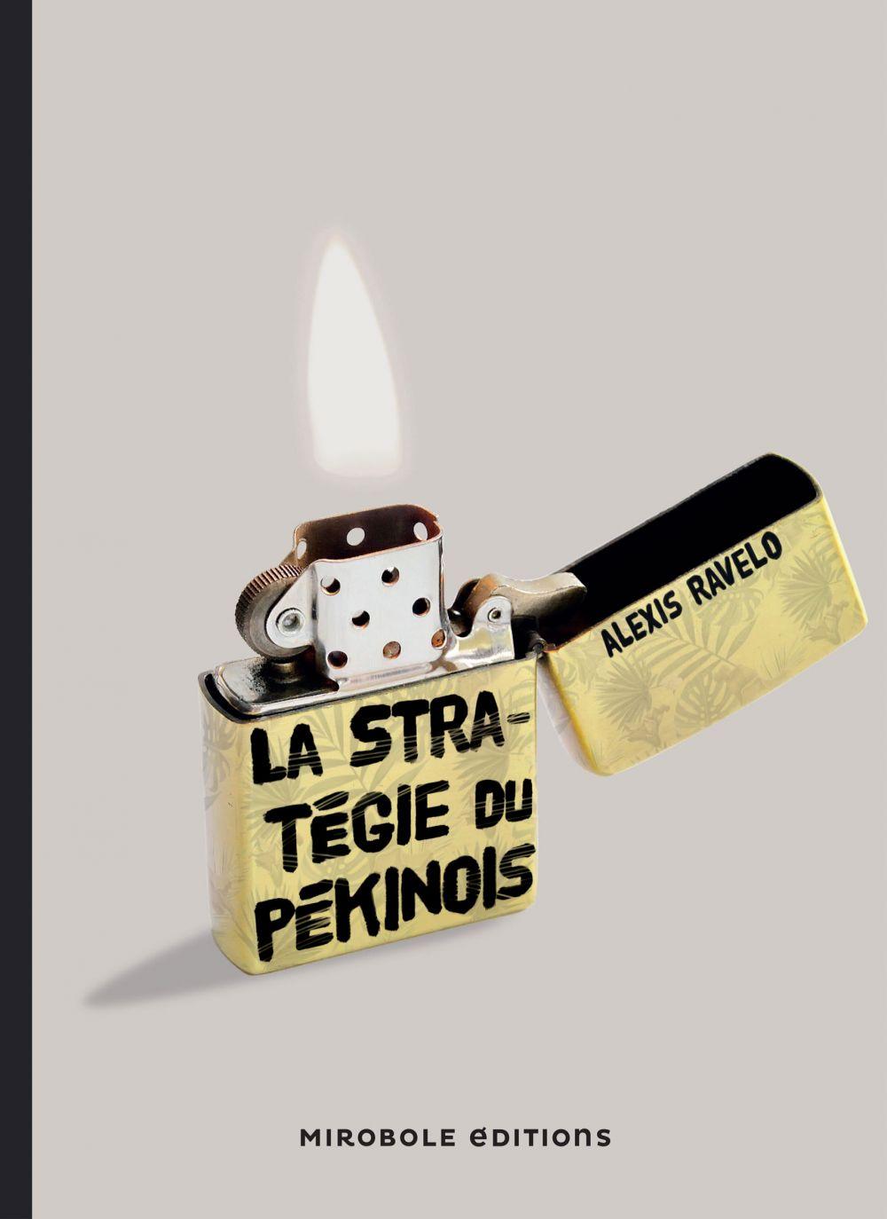 La Stratégie du pékinois | RAVELO, Alexis. Auteur