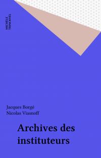 Archives des instituteurs