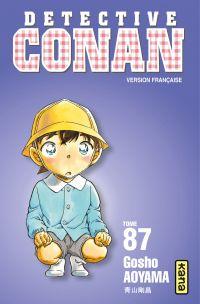 Détective Conan - Tome 87