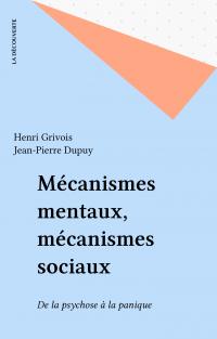 Mécanismes mentaux, mécanis...