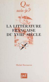 La littérature française du...