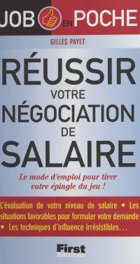 Réussir votre négociation d...