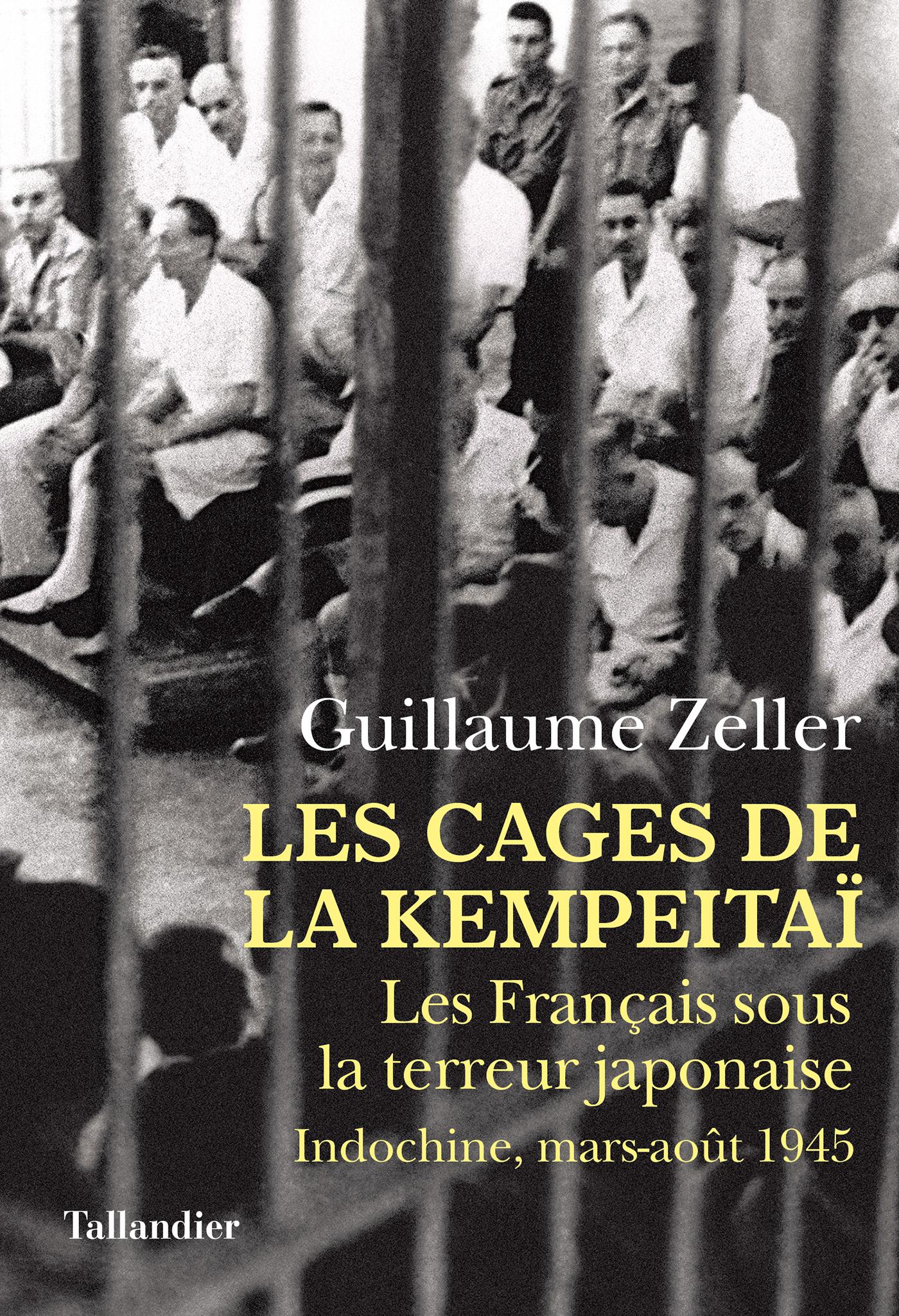 Les cages de la Kempeitai