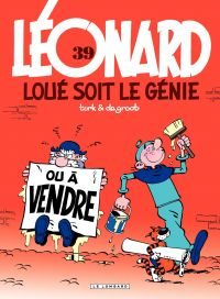 Léonard - tome 39 - Loué soit le génie