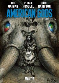 American Gods Bd. 4: Ich, A...