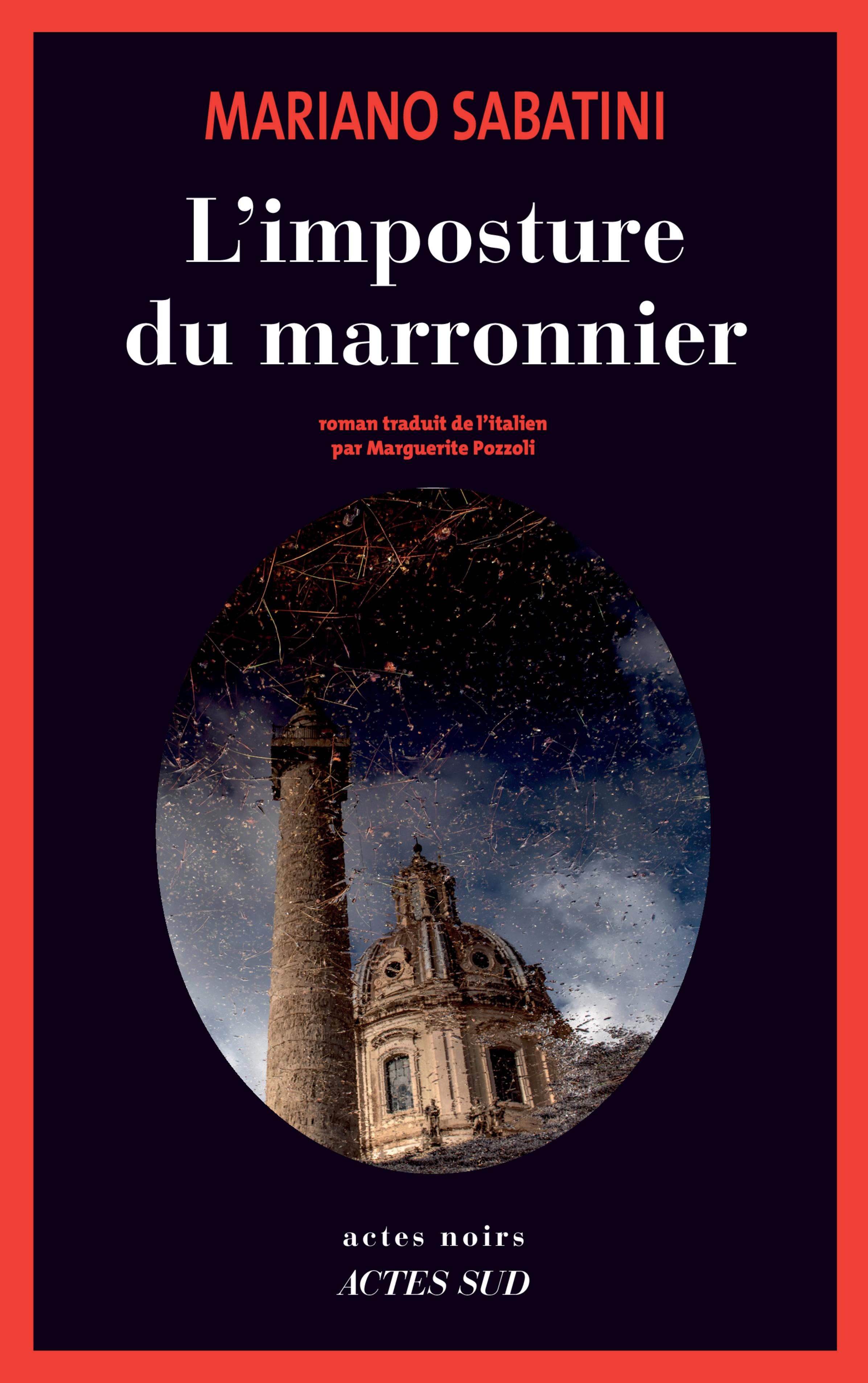 L'IMPOSTURE DU MARRONNIER - UNE ENQUETE DE LEO MALINVERNO