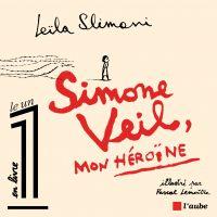 Image de couverture (Simone Veil, mon héroïne)