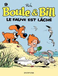 Boule et Bill. Volume 09, Le fauve est lâché