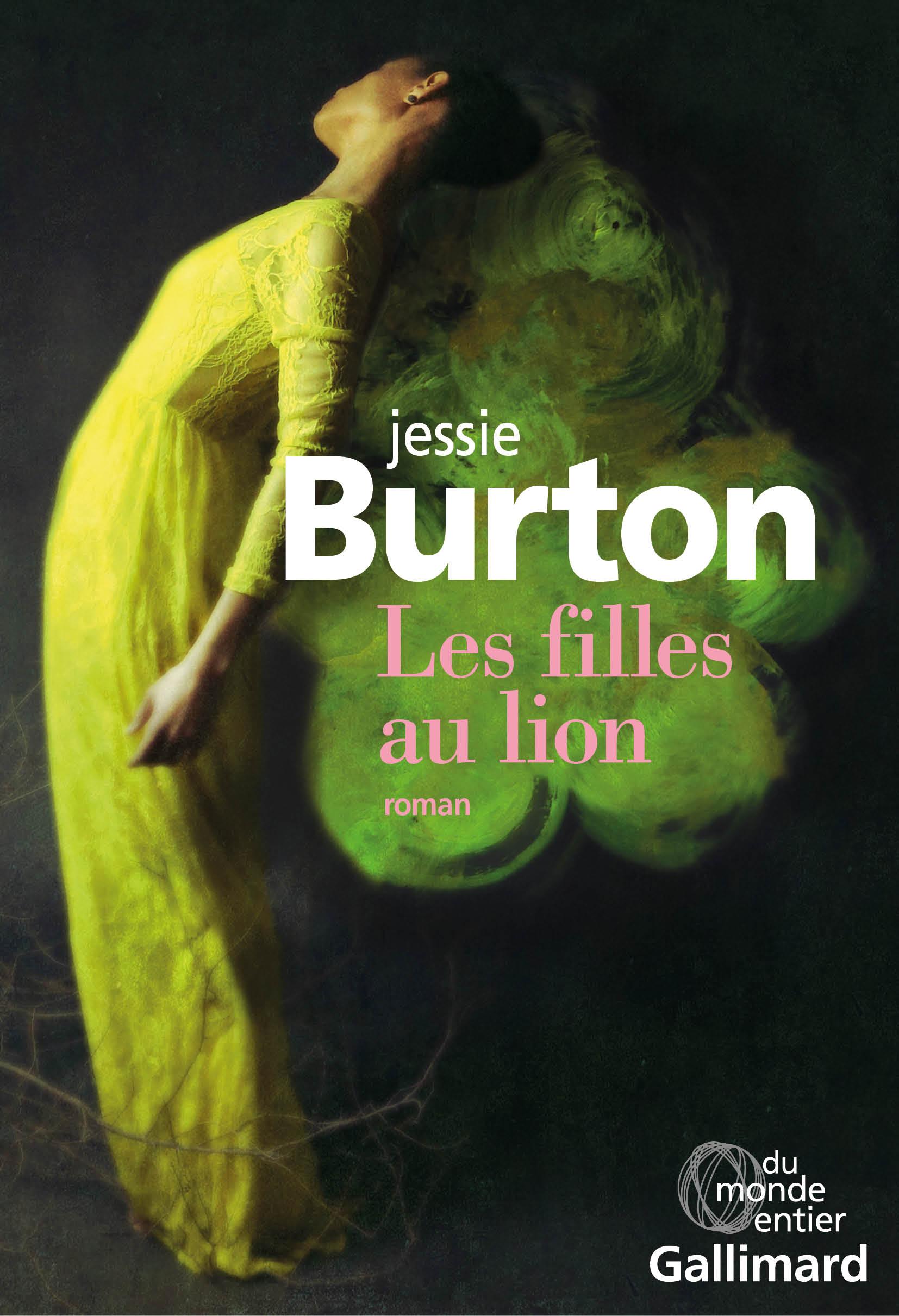 Les filles au lion | Burton, Jessie