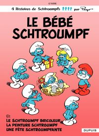 Les Schtroumpfs. Volume 12, Le bébé Schtroumpf