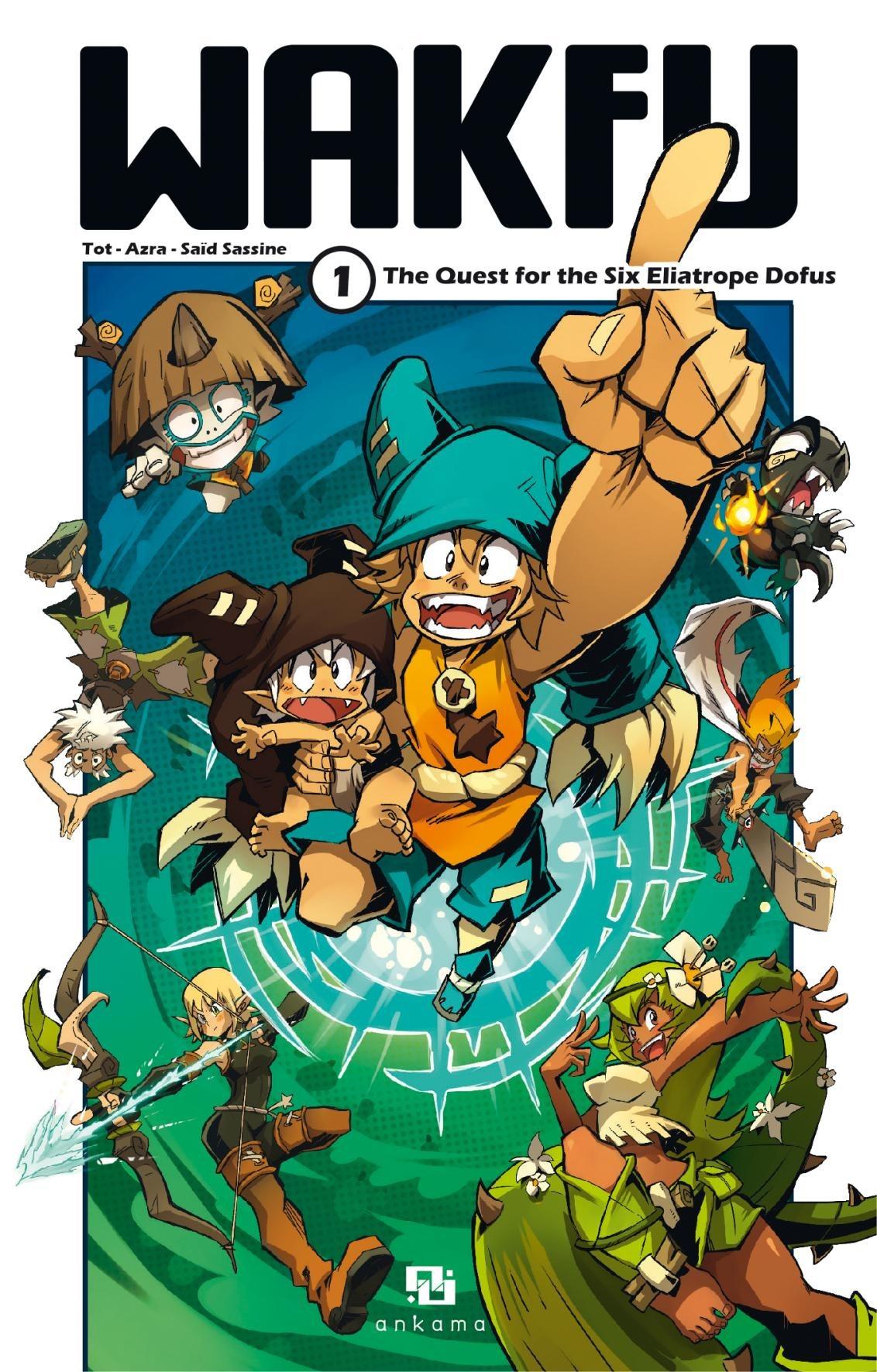 Wakfu Manga - Volume 1 - Th...