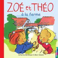Zoé et Théo à la ferme (T11)