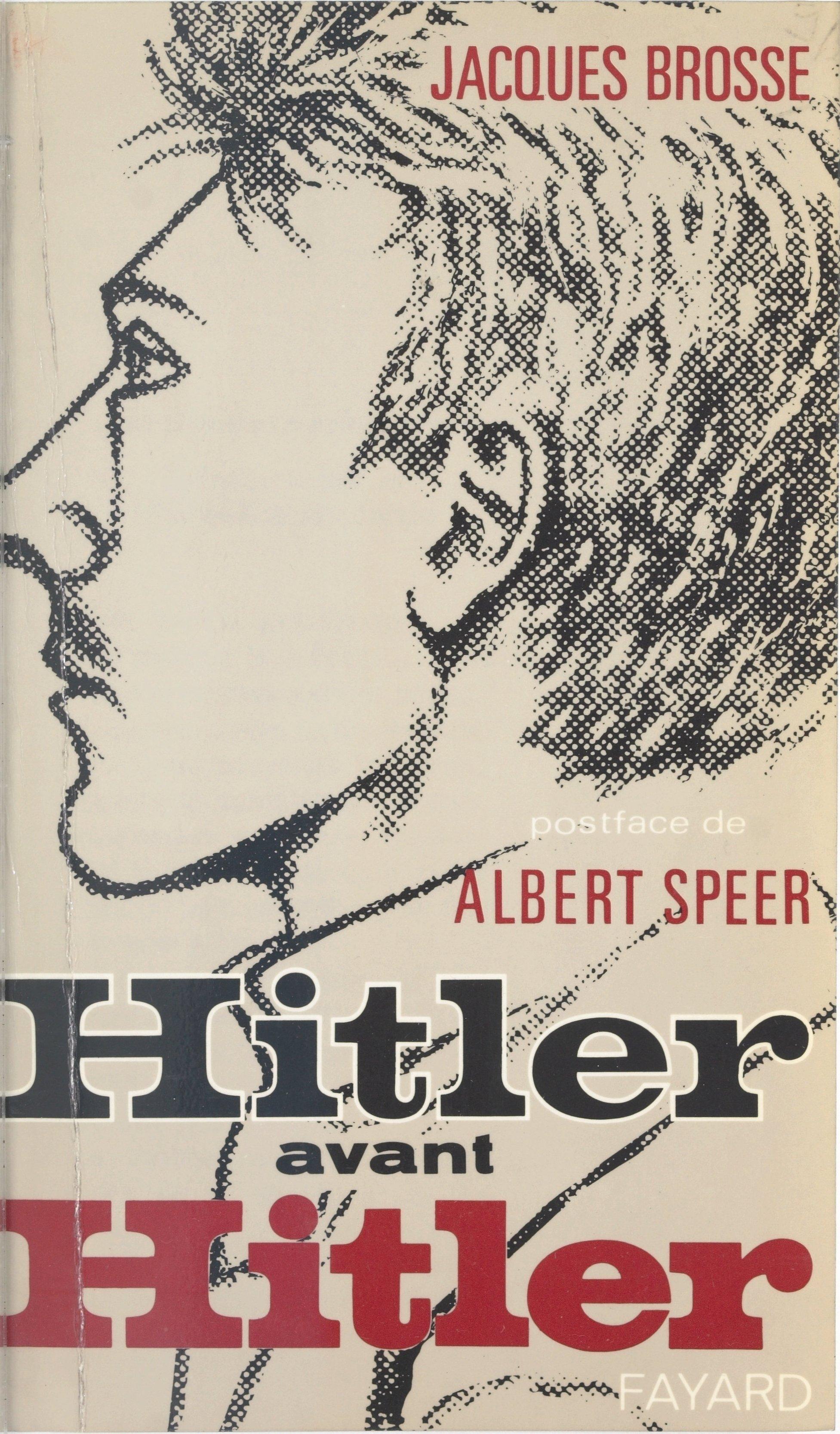 Hitler avant Hitler
