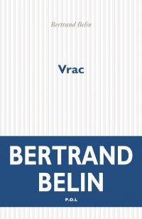 Vrac | Belin, Bertrand. Auteur