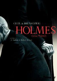 Holmes (Tome 1) - L'Adieu à...