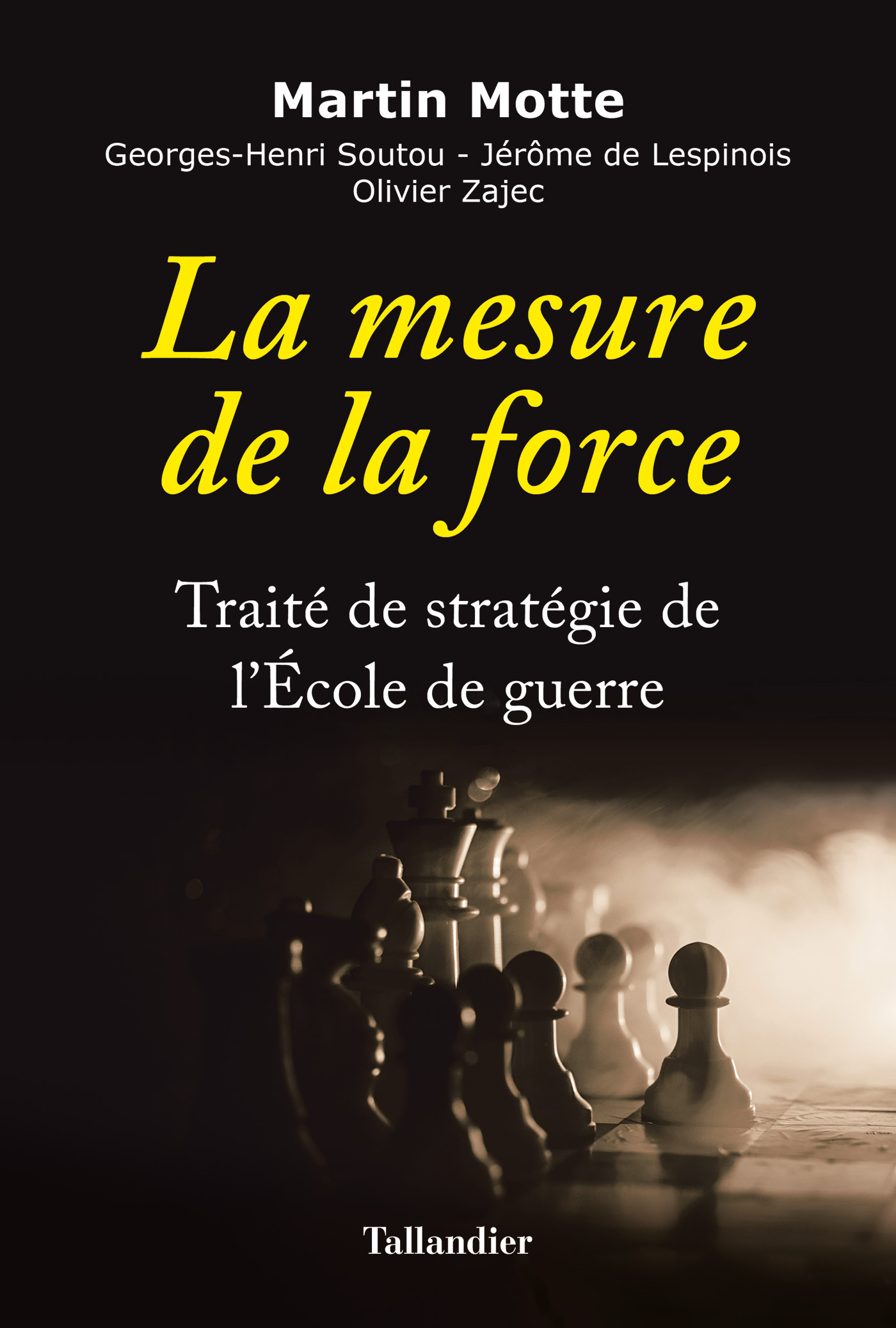 La mesure de la force - Tra...