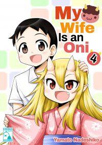 My Wife is an Oni - Volume 4
