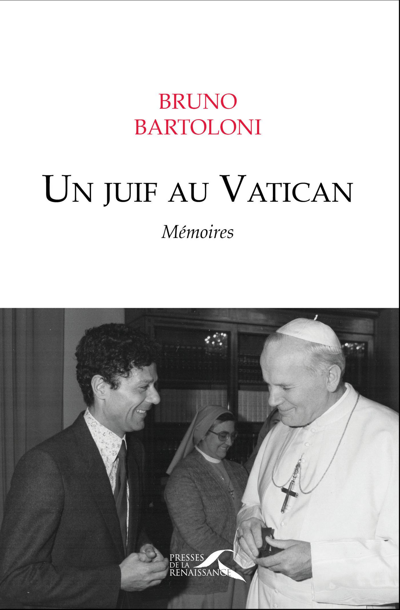 Un juif au Vatican