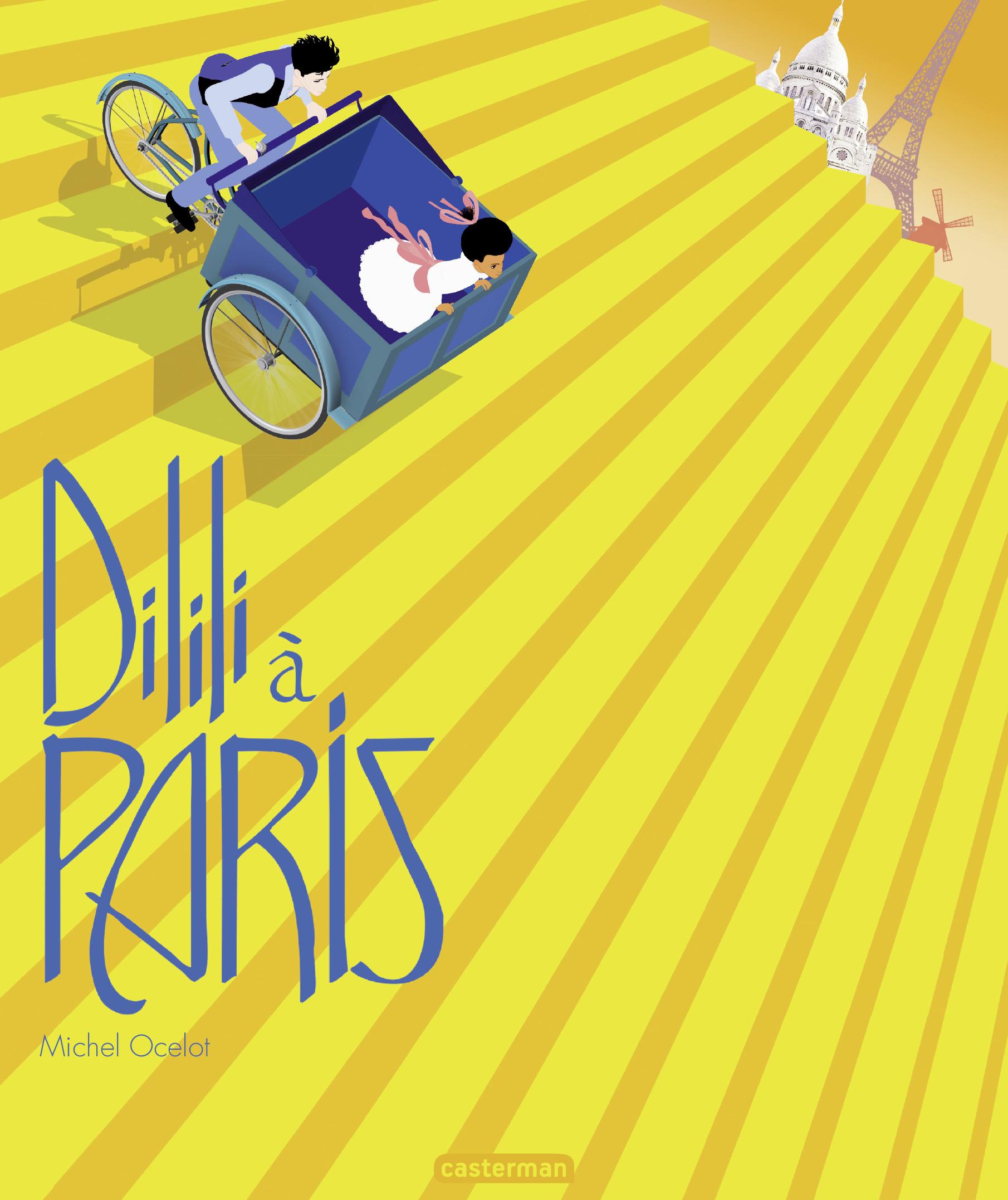 Dilili à Paris - Le petit a...