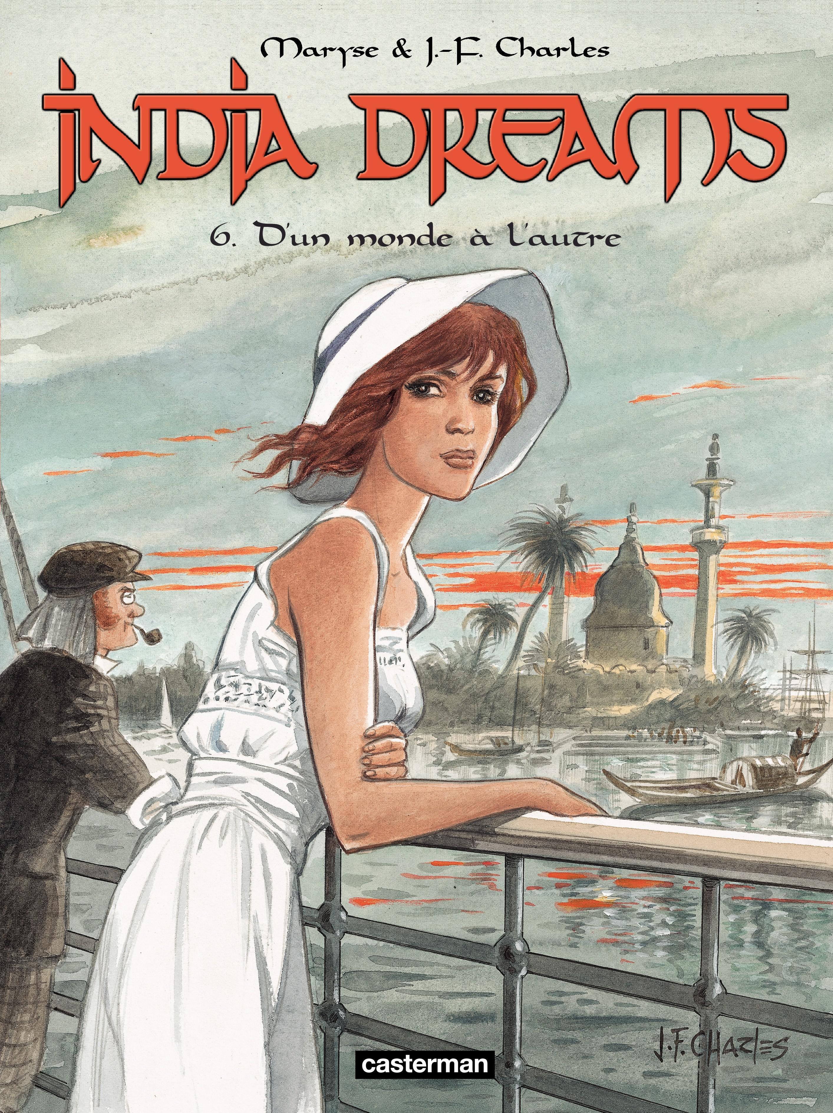India Dreams (Tome 6) - D'un monde à l'autre
