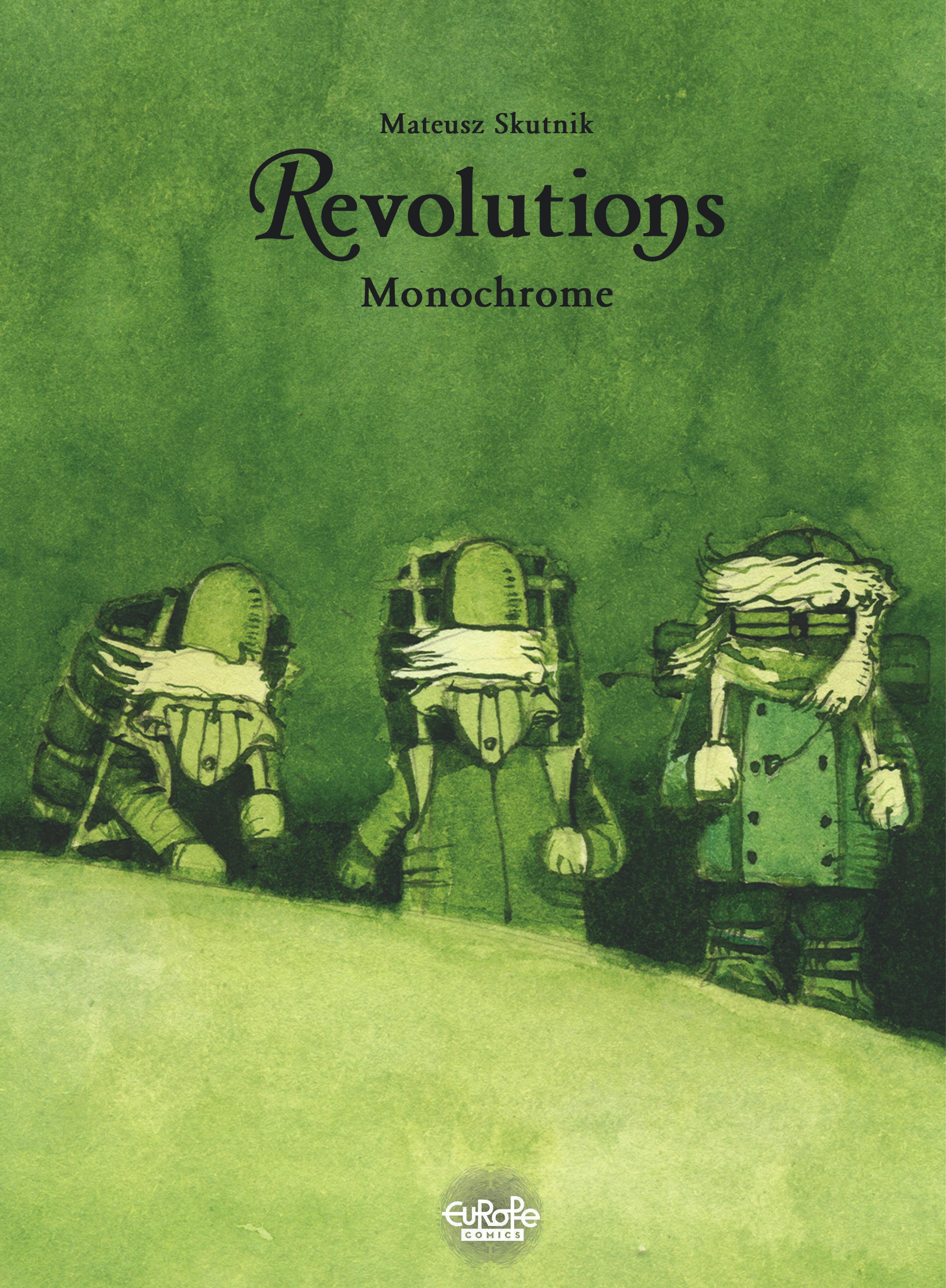 Revolutions 3. Monochrome