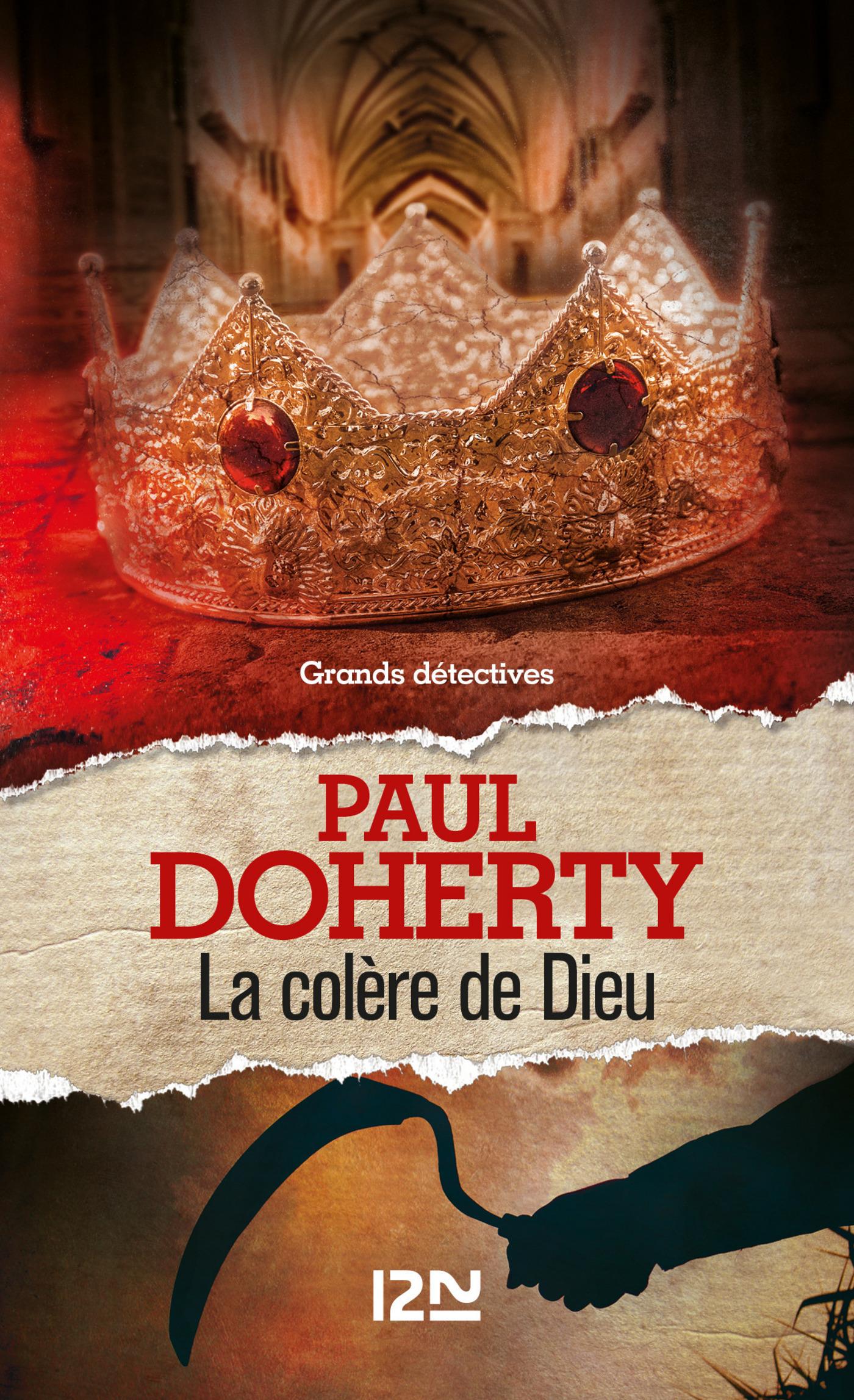 La Colère de Dieu | DOHERTY, Paul