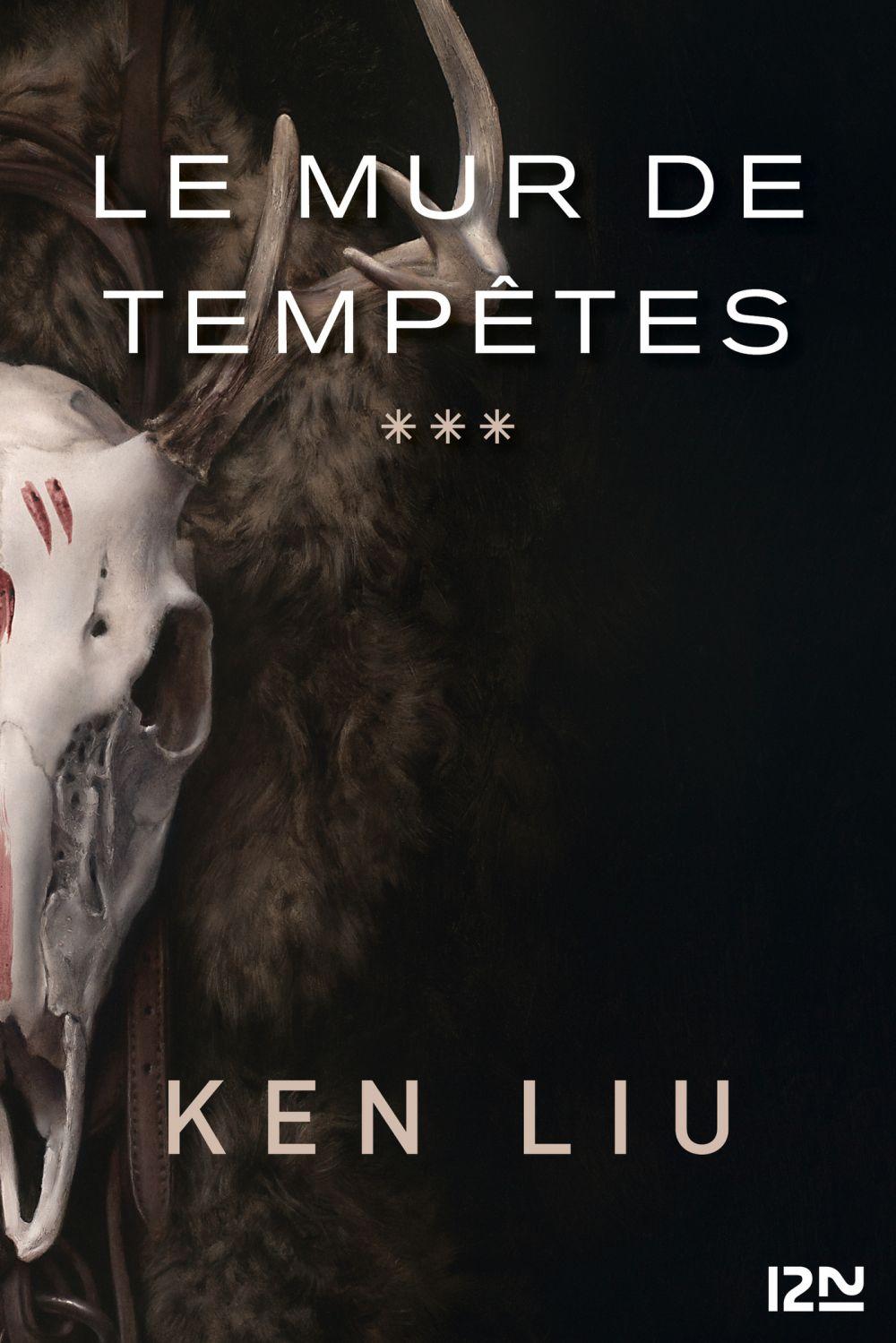 La Dynastie des Dents de Lion - tome 3 : Le Mur de Tempêtes | LIU, Ken. Auteur