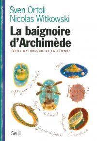 Cover image (La Baignoire d'Archimède. Petite mythologie de la science)