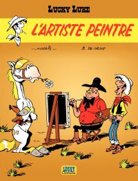Lucky Luke - tome 40 – L'Artiste peintre